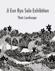 Ji Eun Ryu Solo Exhibition `Them and Their World`